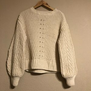 H&M Oversized knit sweater